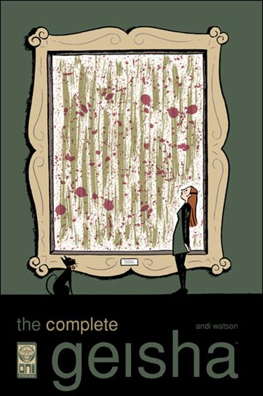 Complete Geisha nn-A by Oni Press