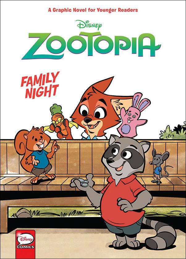 Disney Zootopia: Family Night nn-A by Dark Horse