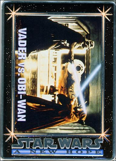 Star Wars: A New Hope (Base Set) 15-A by Metallic Images