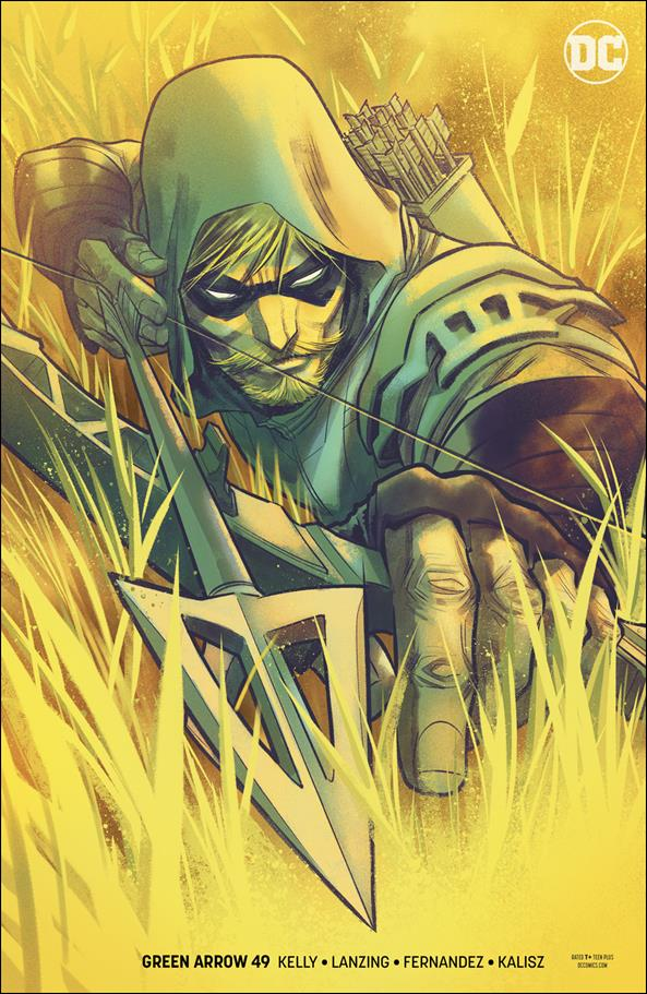 Green Arrow (2016) 49-B by DC