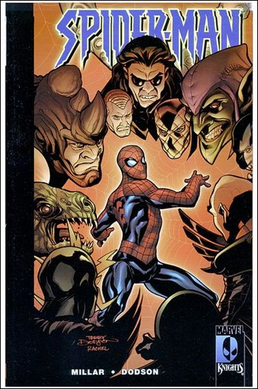 Marvel Knights Spider-Man 3-A by Marvel