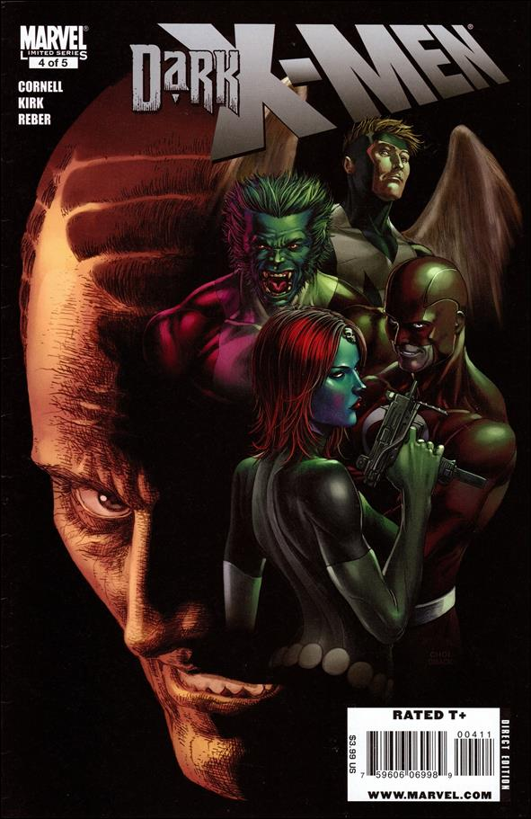 Dark X-Men 4-A by Marvel