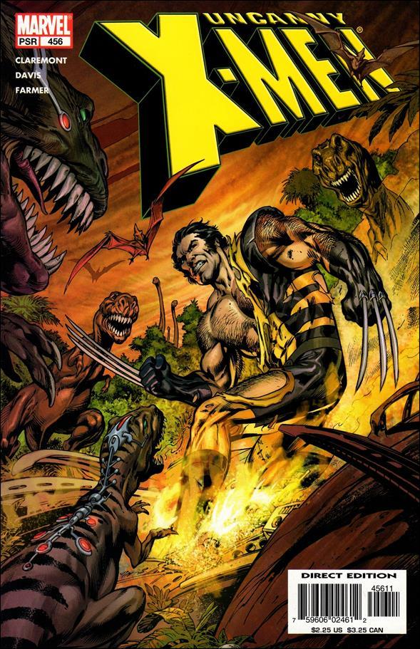Uncanny X-Men (1981) 456-A by Marvel