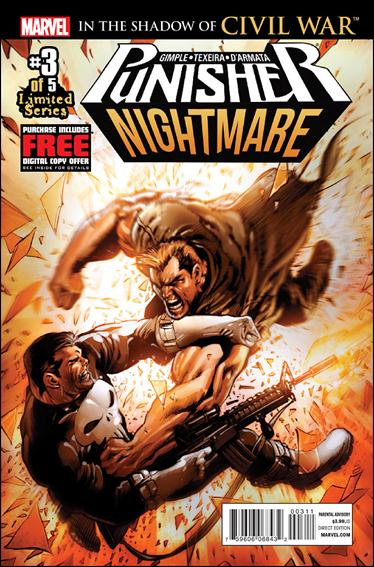 Punisher: Nightmare 3-A by Marvel