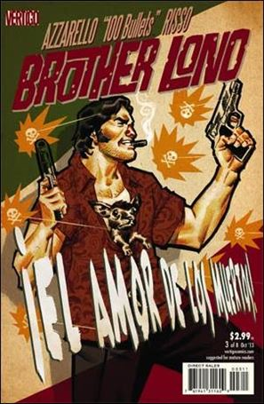 100 Bullets: Brother Lono 3-A