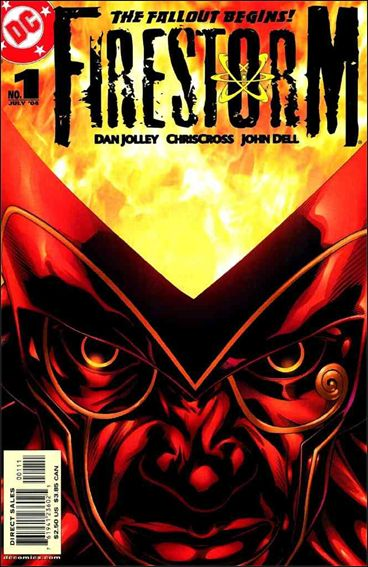 Firestorm (2004) 1-A by DC