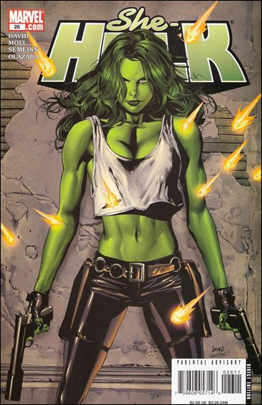 She-Hulk (2005) 26-A by Marvel