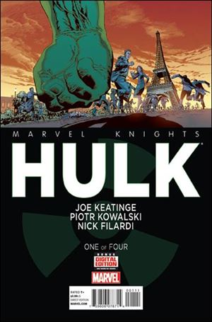 Marvel Knights: Hulk 1-A