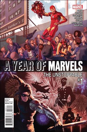 Year of Marvels: The Unstoppable 1-A