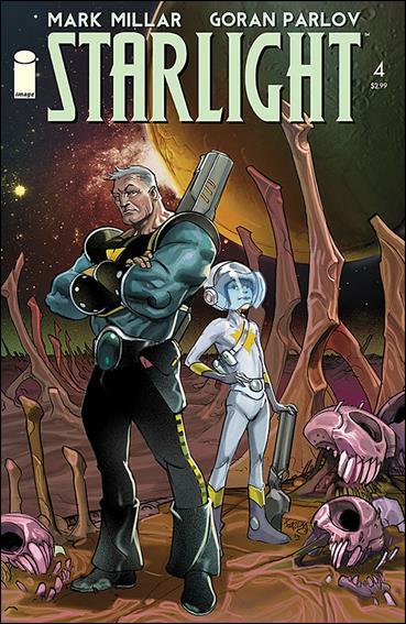 Starlight (2014) 4-B by Image