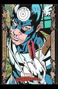 2007 Marvel Masterpieces (Parallel Gold Border Base Set) 14-A