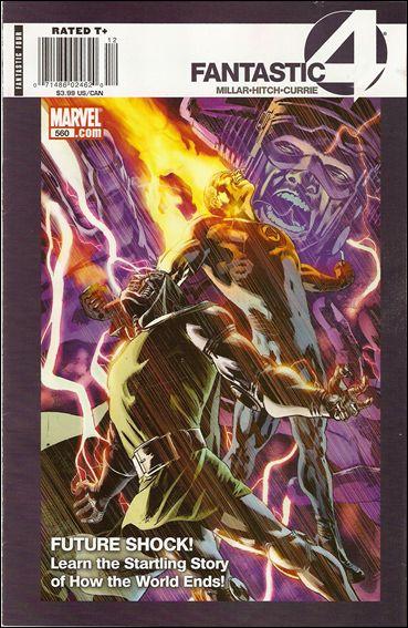 Fantastic Four (1961) 560-B by Marvel