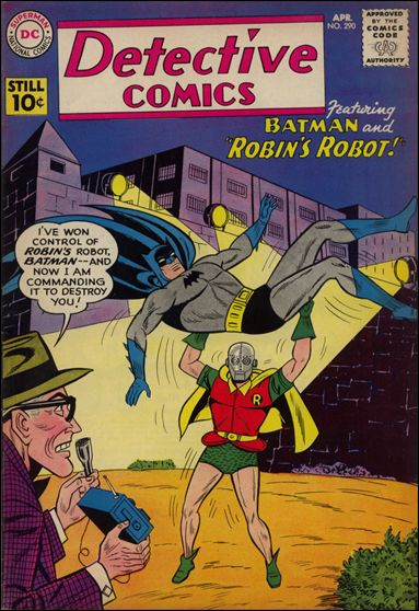 Detective Comics (1937) 290-A by DC