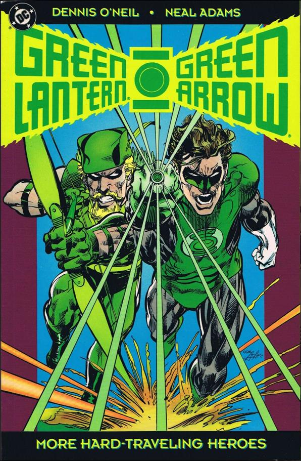 Green Lantern/Green Arrow 2-B by DC