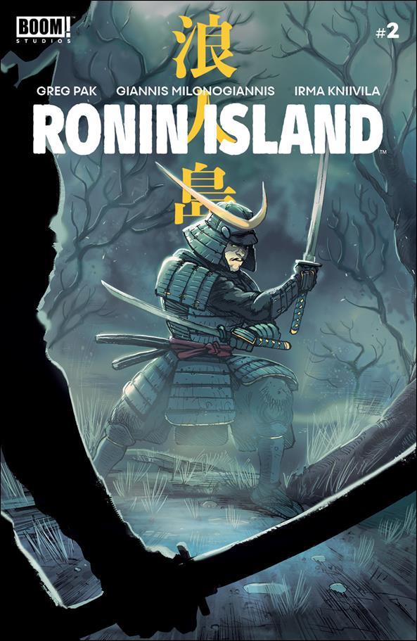 Ronin Island 2-A by Boom! Studios