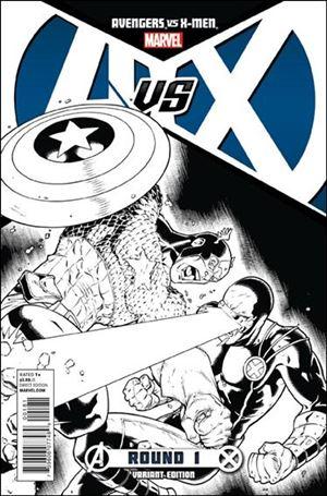 Avengers vs X-Men 1-D