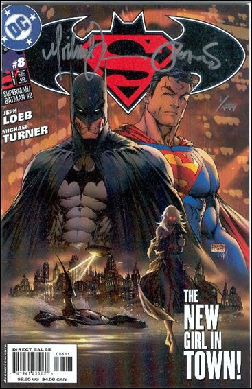 Superman/Batman 8-B by DC