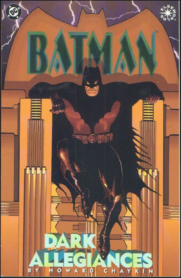 Batman: Dark Allegiances nn-A by DC