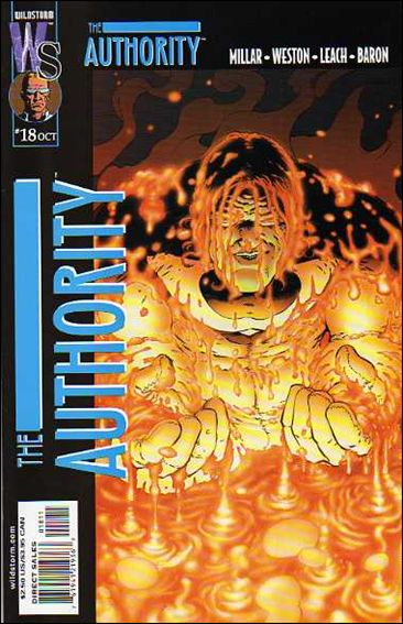 Authority (1999) 18-A by WildStorm