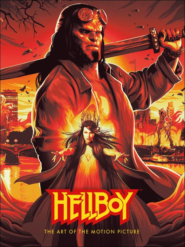 Hellboy: The Art of the Motion Picture nn-A by Dark Horse