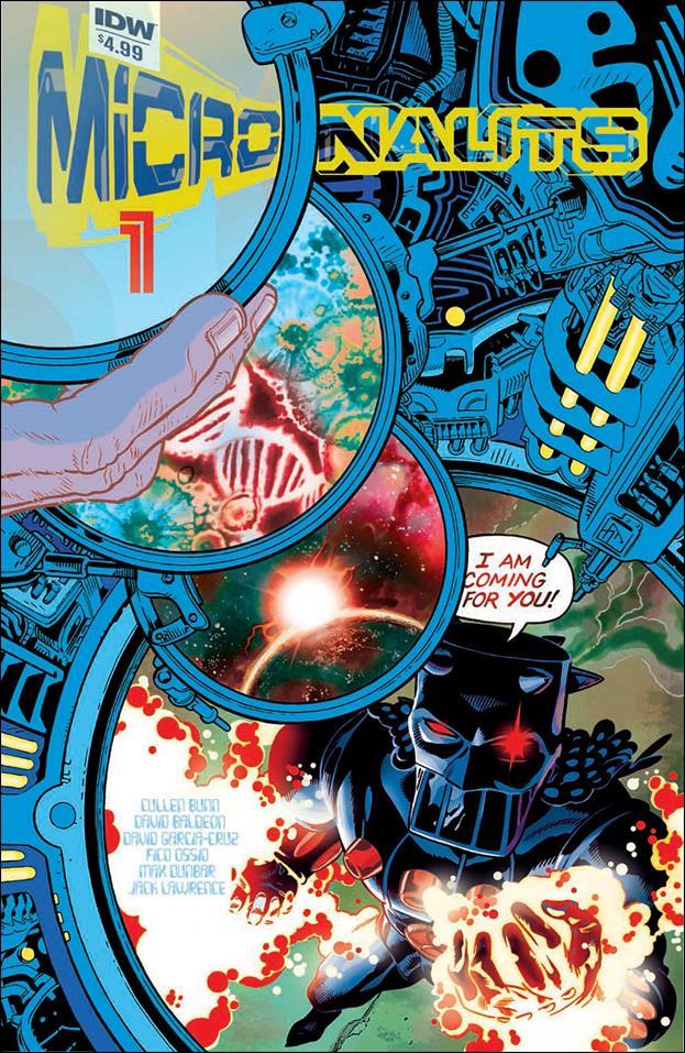 Micronauts (2016) 1-A
