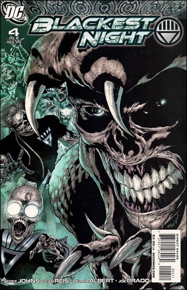 Blackest Night 4-A by DC