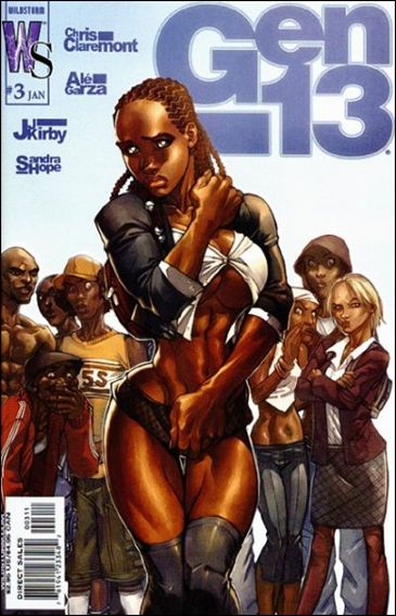 Gen13 (2002) 3-A by WildStorm
