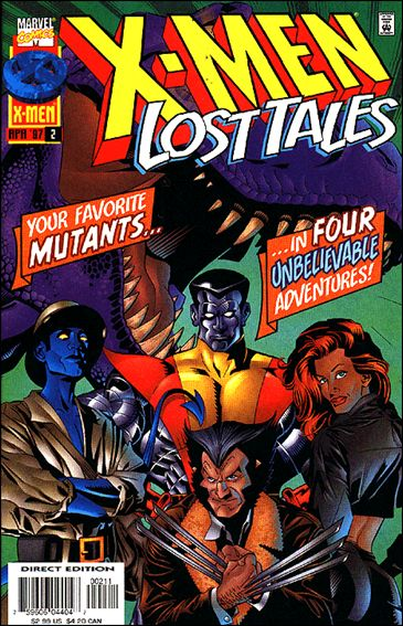 X-Men: Lost Tales 2-A by Marvel