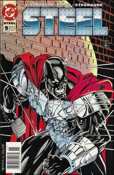 Steel (1994) 9-A by DC