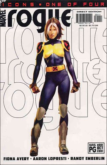 Rogue (2001) 1-A by Marvel