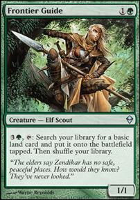 Magic The Gathering: Zendikar (Base Set)161-A by Wizards of the Coast