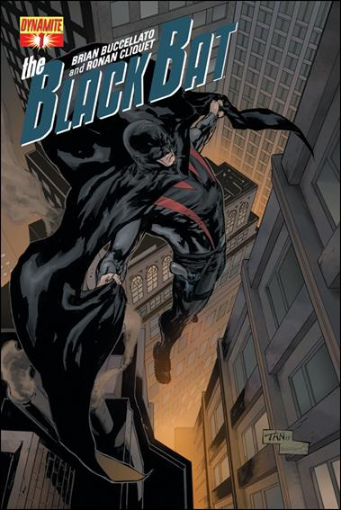 Black Bat (2013) 1-D by Dynamite Entertainment