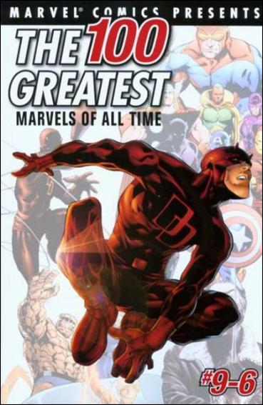 100 Greatest Marvels of All Time 5-A by Marvel