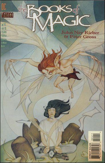 Books of Magic (1994) 24-A by Vertigo