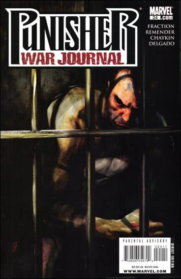 Punisher War Journal (2006) 24-A by Marvel