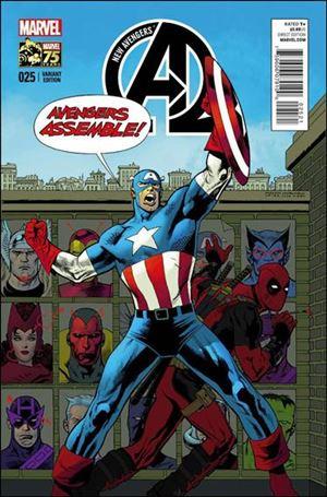 New Avengers (2013) 25-B