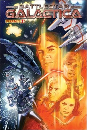 Battlestar Galactica (2013) 1-A