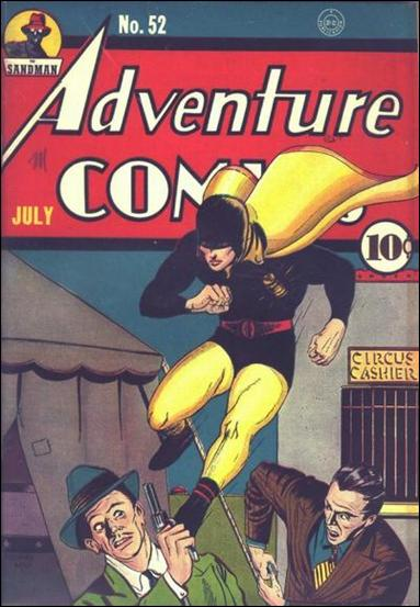 Adventure Comics (1938) 52-A by DC