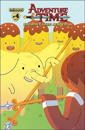 Adventure Time: Banana Guard Academy 4-A