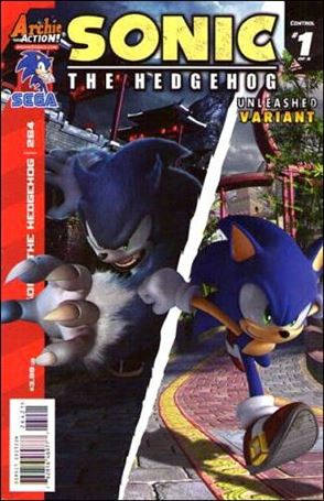 Sonic the Hedgehog (1993) 264-B