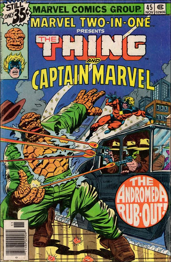 Marvel Two-in-One (1974) 45-A by Marvel
