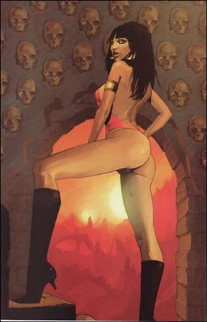 Vampirella Quarterly 1.5-D