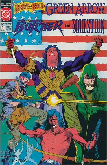 Brave and the Bold (1991) 1-A by DC