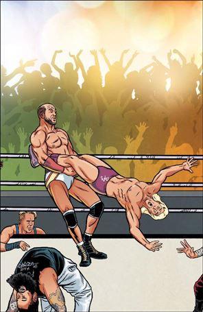 WWE 2-B