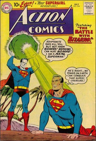 Action Comics (1938) 254-A by DC