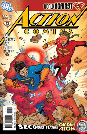 Action Comics (1938) 886-A by DC
