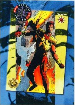 Valiant Era: Series 2 (Promotional Art Subset) PA3-A by Upper Deck
