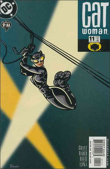Catwoman (2002) 11-A by DC