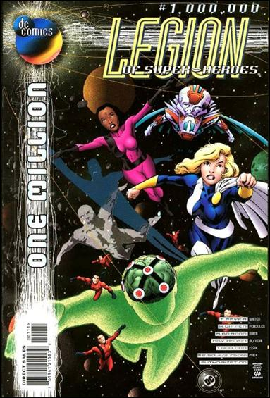 Legion of Super-Heroes (1989) 1,000,000-A by DC