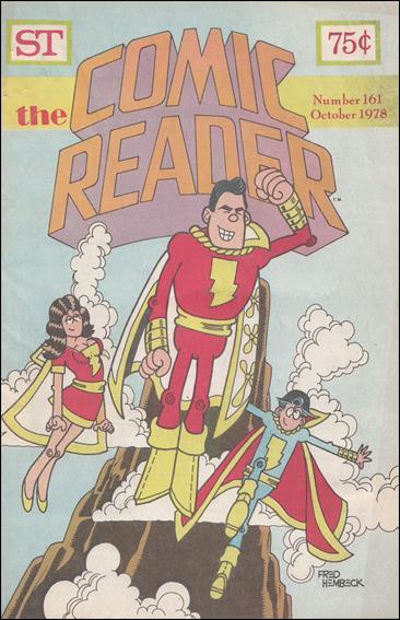 Comic Reader 161-A by Street Enterprises